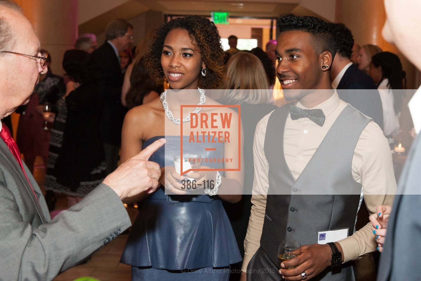 Shianne Davis, Xavier Taylor, Aspire Public Schools 2nd Annual Gala, Bently Reserve, May 20th, 2015,Drew Altizer, Drew Altizer Photography, full-service agency, private events, San Francisco photographer, photographer california
