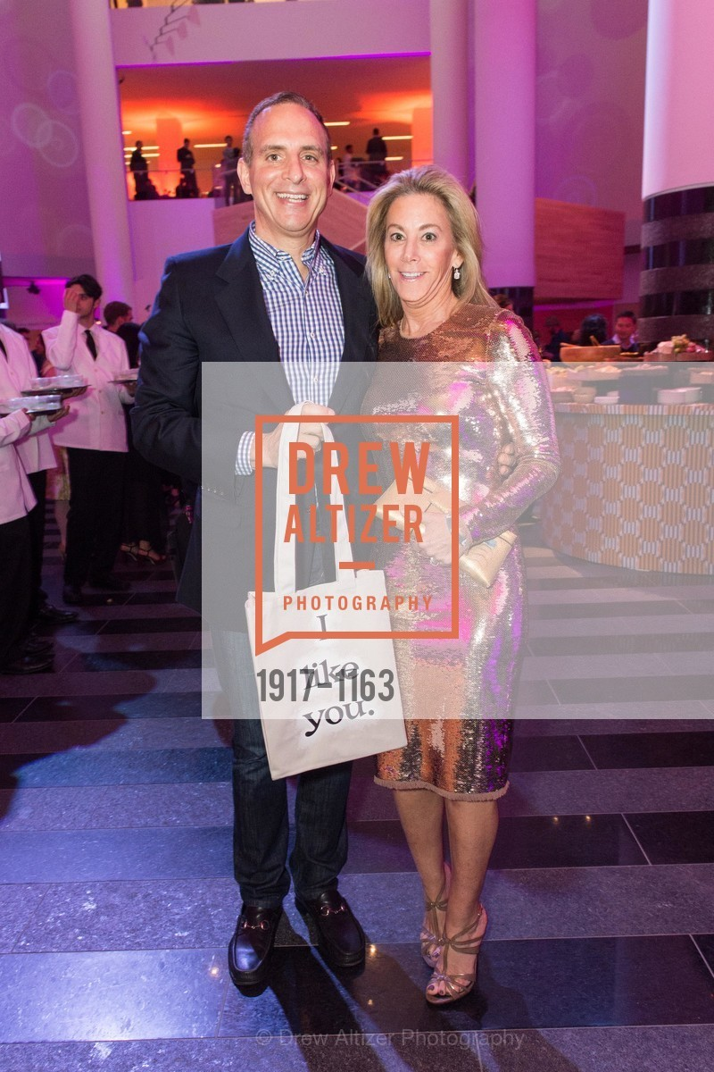 Jim Tananbaum, Dana Tananbaum, SFMOMA Art Bash, SFMOMA. 151 3rd St, April 29th, 2016