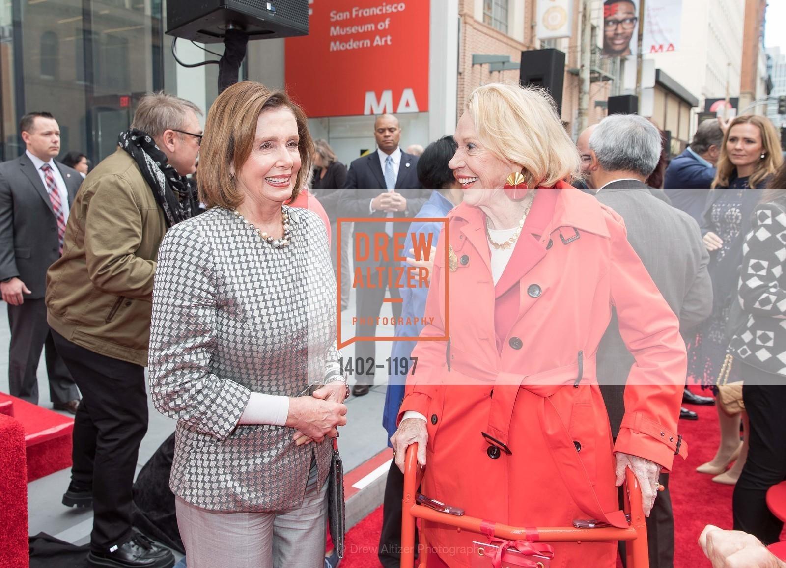 Nancy Pelosi, Charlotte Shultz, Photo #1402-1197