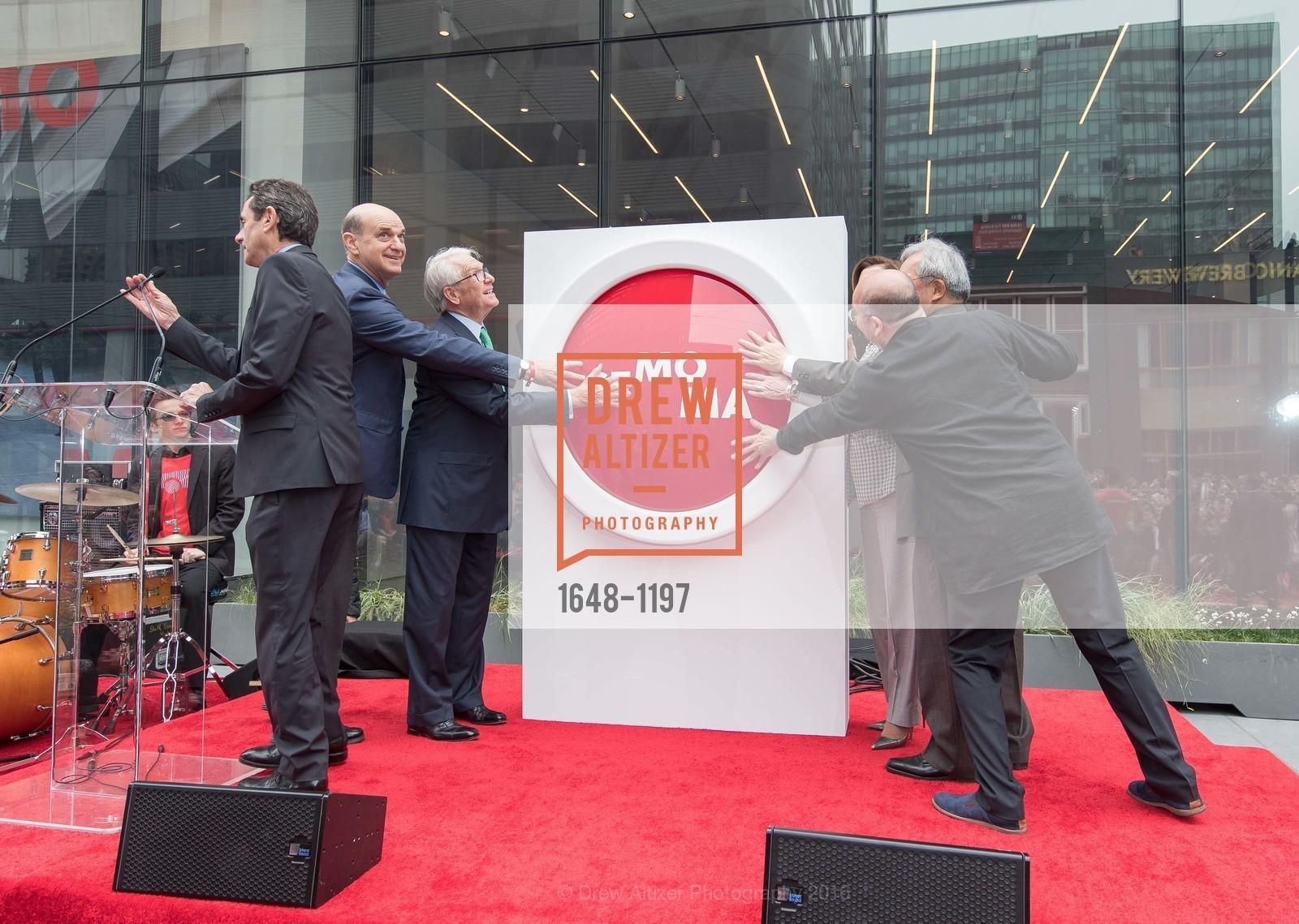 Bob Fisher, Neal Benezra, Nancy Pelosi, Ed Lee, Craig Dykers, Photo #1648-1197