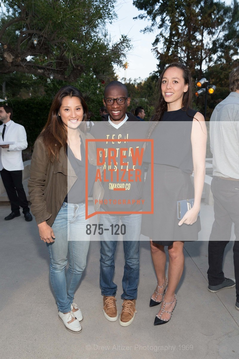 Evelyn Rusli, Troy Carter, Angela Sutherland, SHYP Los Angeles Launch Party, Simon House. 1113 North Hillcrest Road, May 19th, 2015,Drew Altizer, Drew Altizer Photography, full-service agency, private events, San Francisco photographer, photographer california