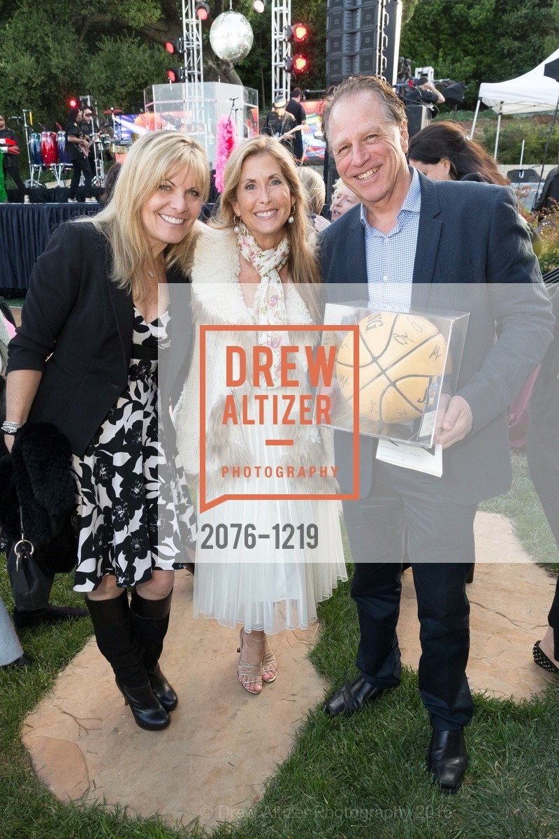Danielle Coyne, Sherry Cagan, Bob Klein, Photo #2076-1219