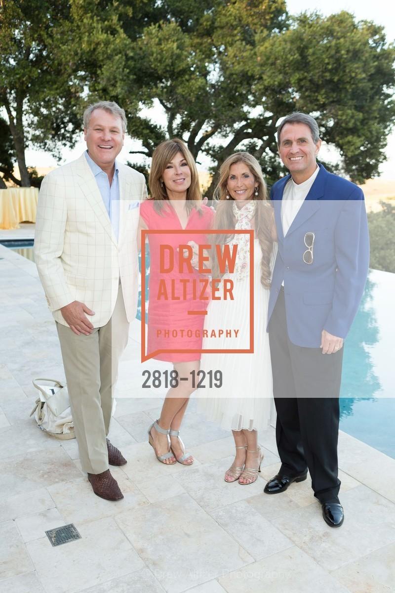 Randy Fry, Vicki Liviakis, Sherry Cagan, Laird Cagan, Photo #2818-1219