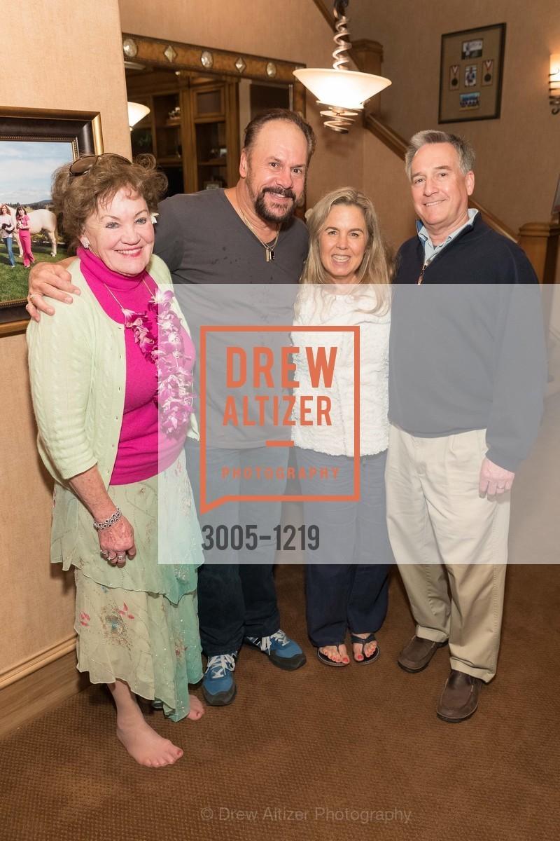 Sue Chaput, Harry Wayne Casey, Megan Sweet, Scott Sweet, Photo #3005-1219