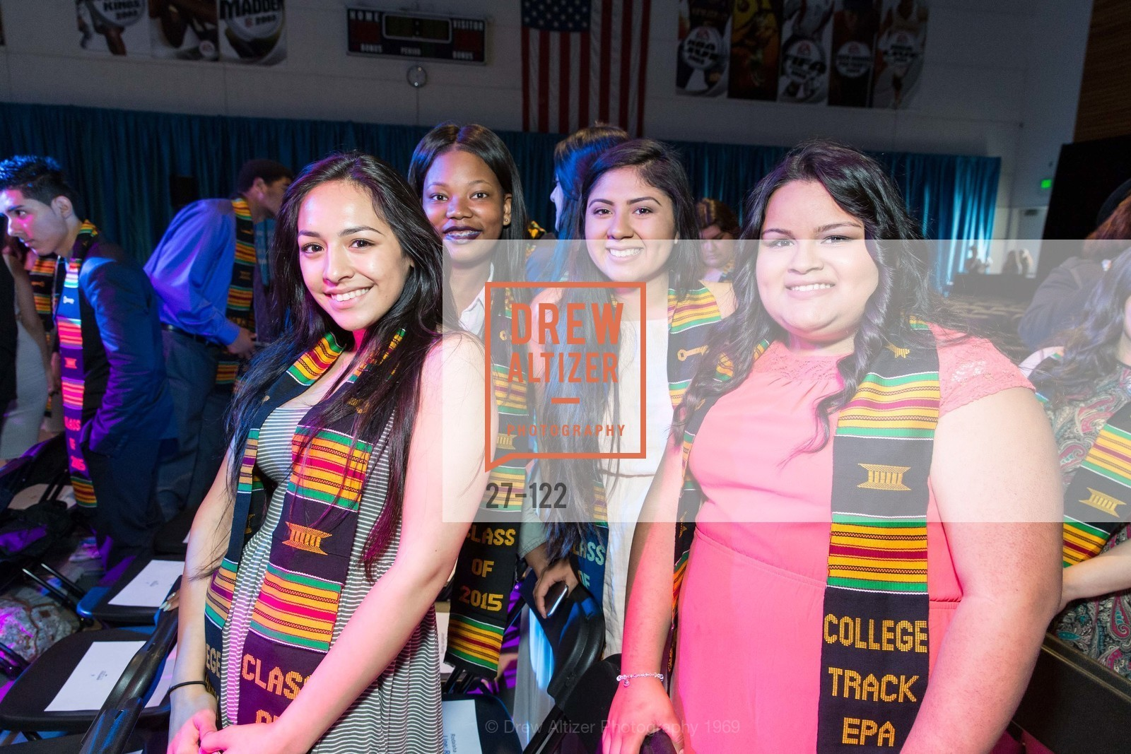 Extras, 2015 College Track