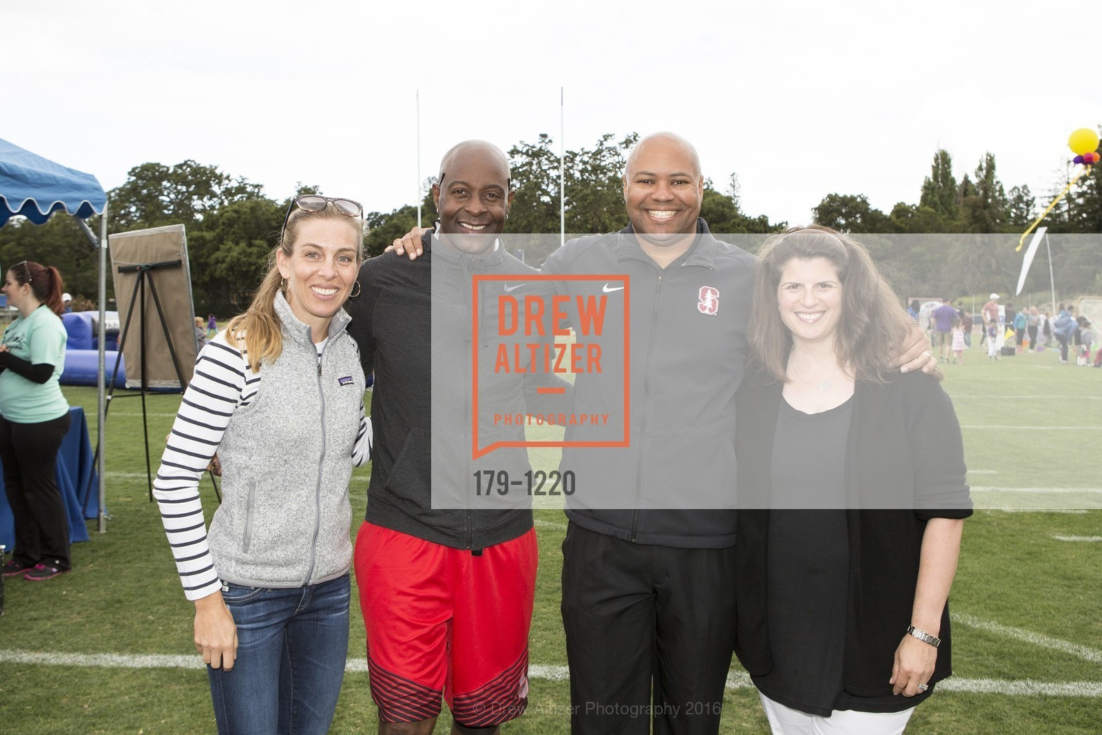 Ashley Riley, Jerry Rice, David Shaw, Amy Wender-Hoch, Photo #179-1220
