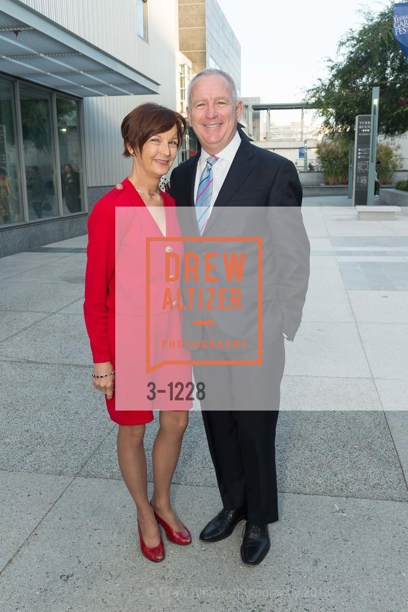 Debra Bernard, Glenn McCoy, Photo #3-1228