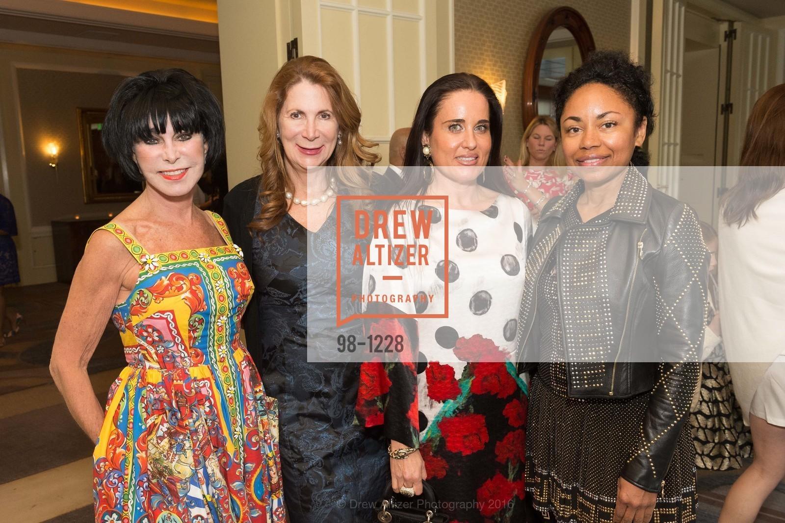 Marilyn Cabak, Patricia Ferrin Loucks, Natalia Urrutia, Tanya Powell, Photo #98-1228