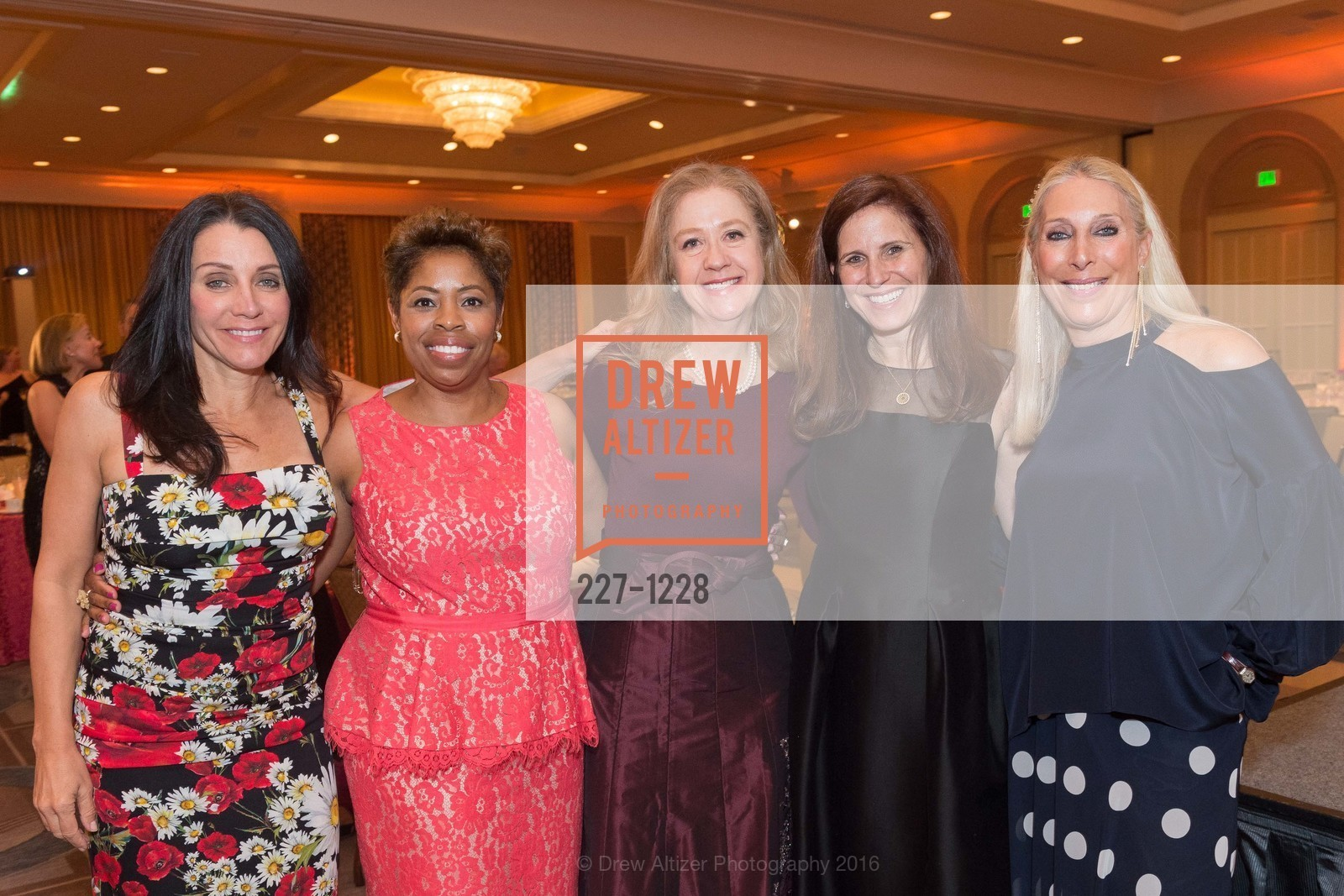 Deborah Taylor, Stephanie Russell, Carol Benz, Michelle Gilman-Jasen, Betsy Linder, Photo #227-1228