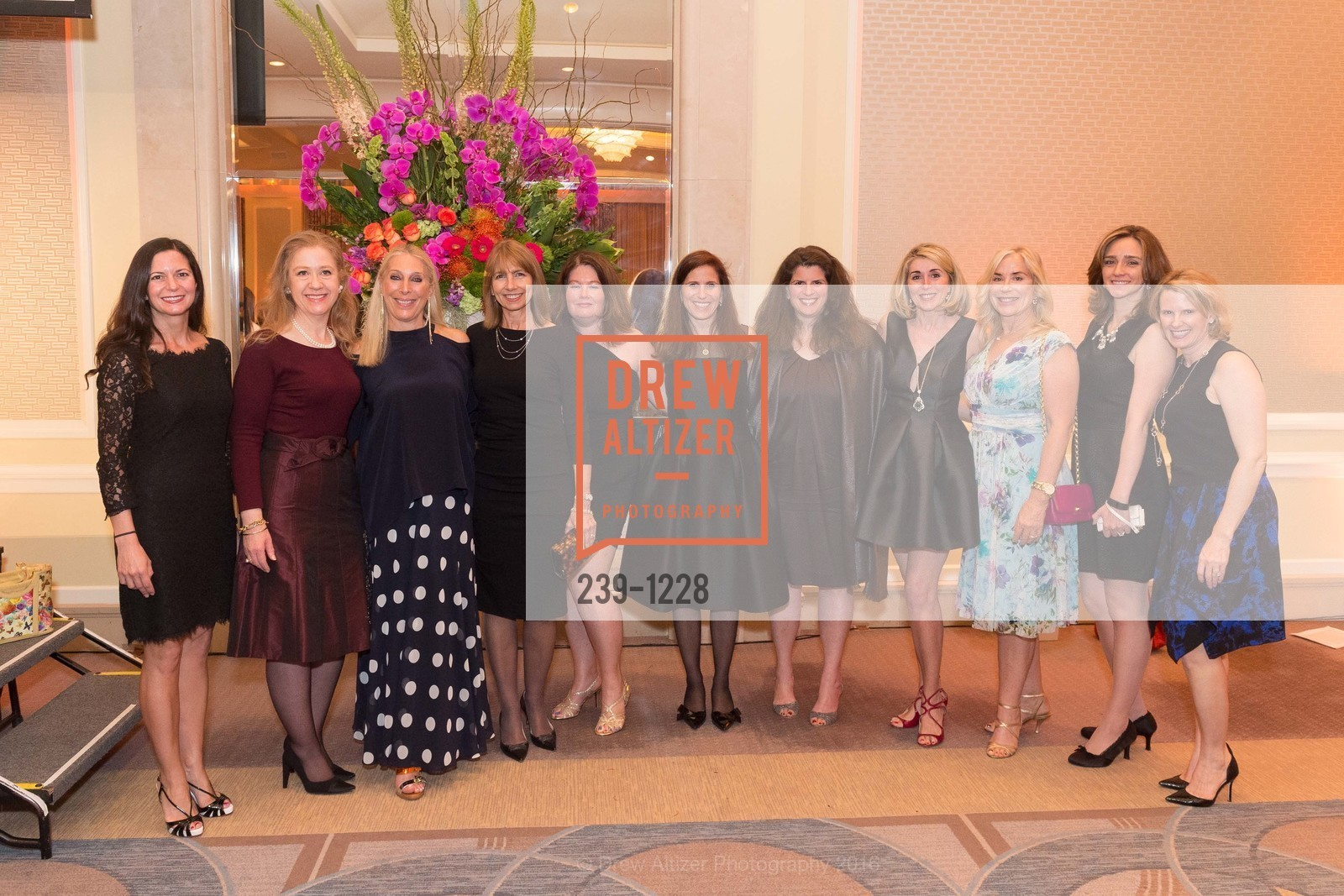 Selin Wold, Carol Benz, Betsy Linder, Carol Louie, Michelle Gilman-Jasen, Amy Wender-Hoch, Pam Zaragoza, Marie Hurabiell, Photo #239-1228