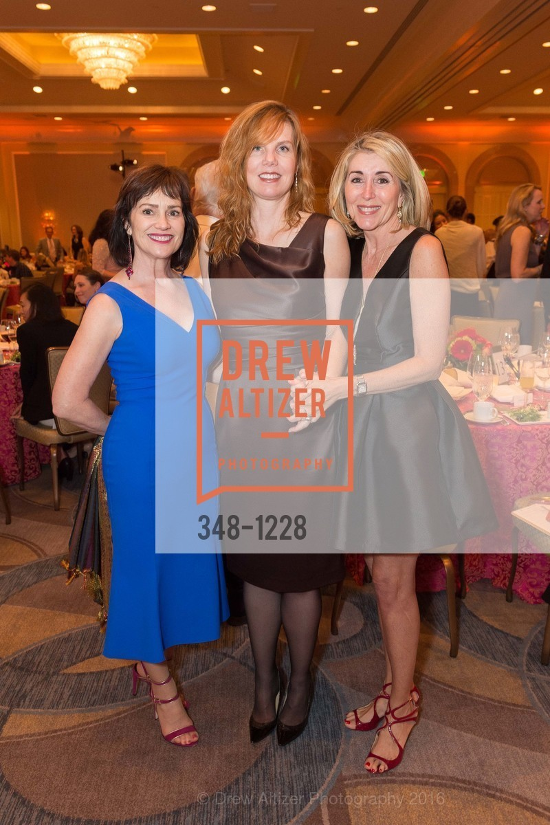 V'Anne Singleton, Brenda Leff, Pam Zaragoza, Photo #348-1228