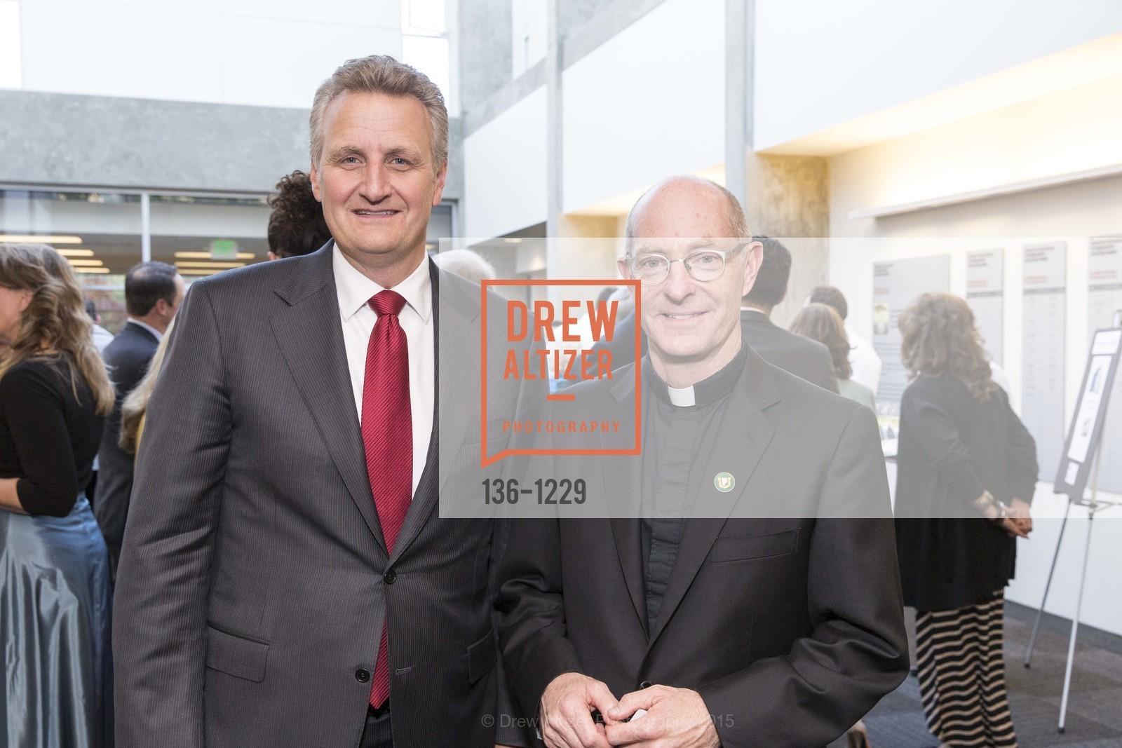 Jeff Johnson, Father Paul Fitzgerald, Photo #136-1229