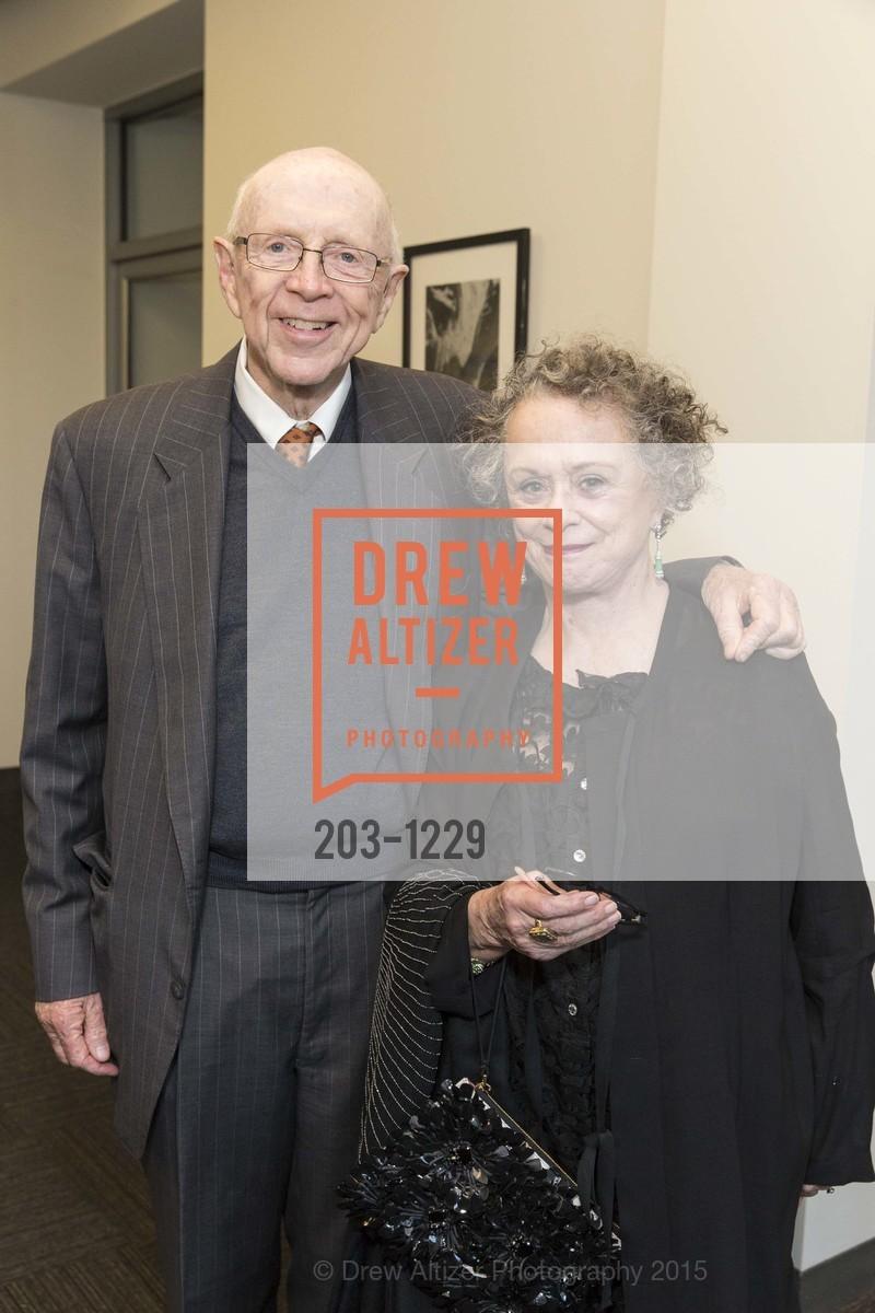 Bob McGrath, Joan McGrath, Photo #203-1229