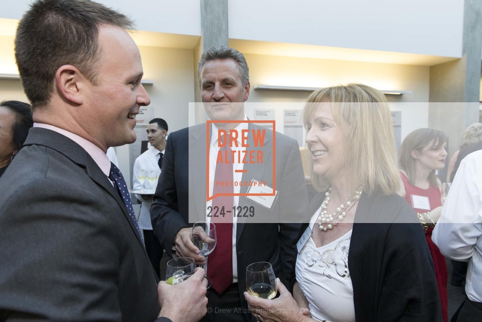 Kirk Seward, Jeff Johnson, Melissa Johnson, Photo #224-1229