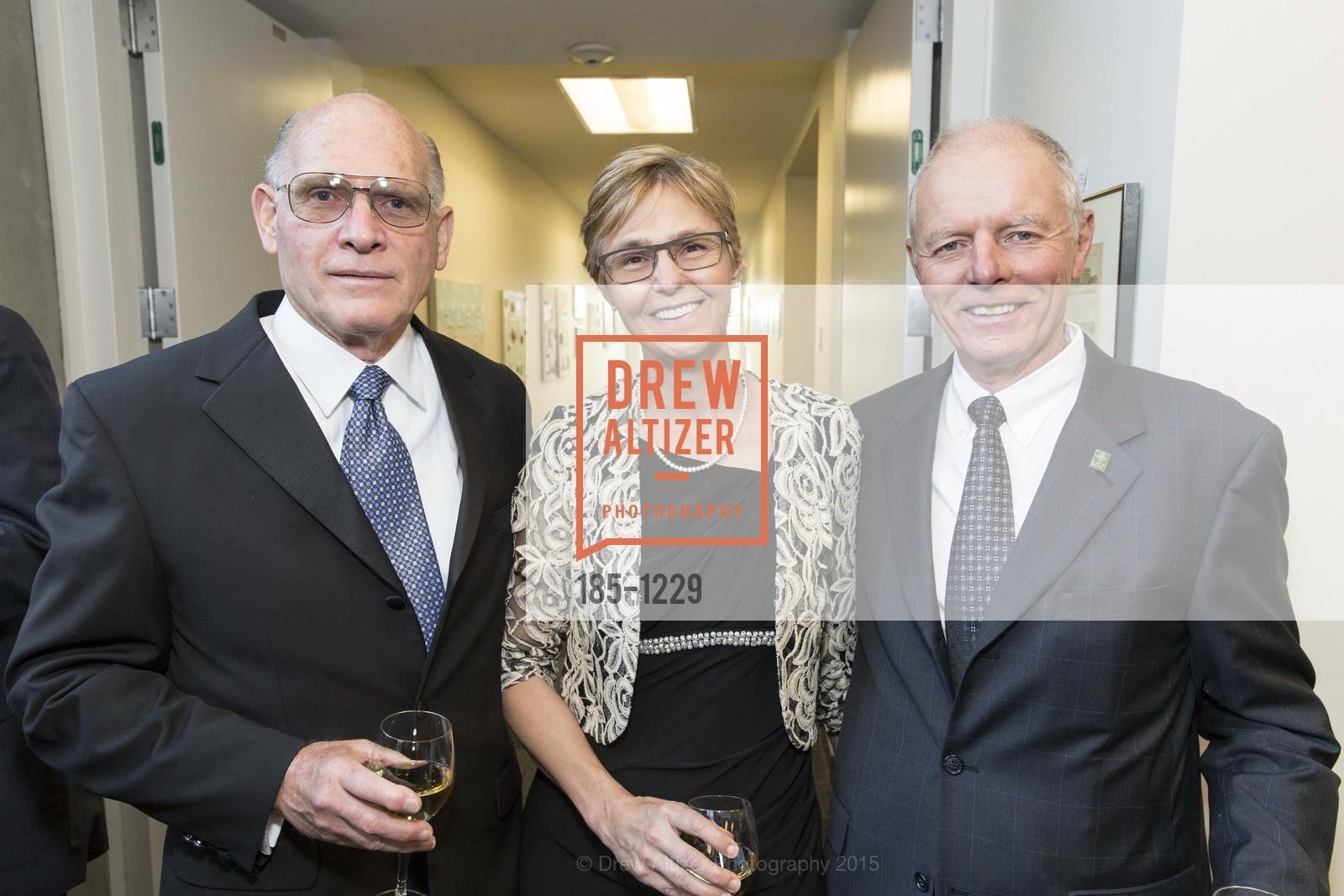 Fred Peugh-Wade, Martha Peugh-Wade, Dave Macmillan, Photo #185-1229