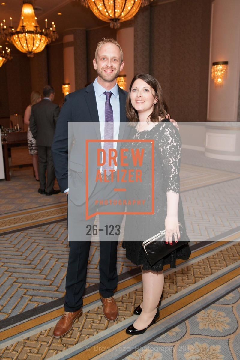 Jeff Cole, Erin Vitale, 2015 Boys and Girls Club Annual Gala, The Fairmont San Francisco. 950 Mason St, May 20th, 2015