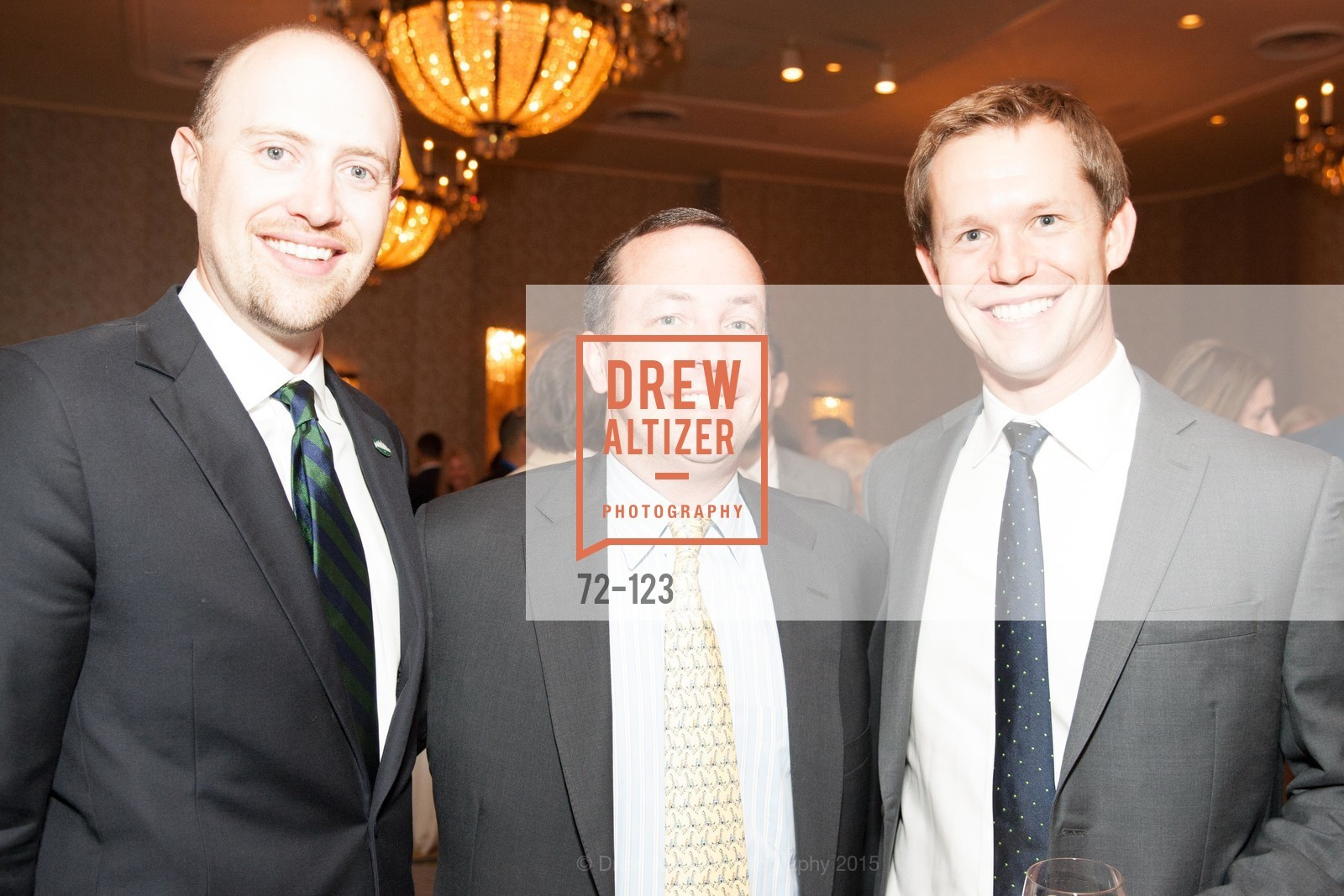 Edward Meier, Will Bartlett, Brandon Boze, 2015 Boys and Girls Club Annual Gala, The Fairmont San Francisco. 950 Mason St, May 20th, 2015,Drew Altizer, Drew Altizer Photography, full-service agency, private events, San Francisco photographer, photographer california