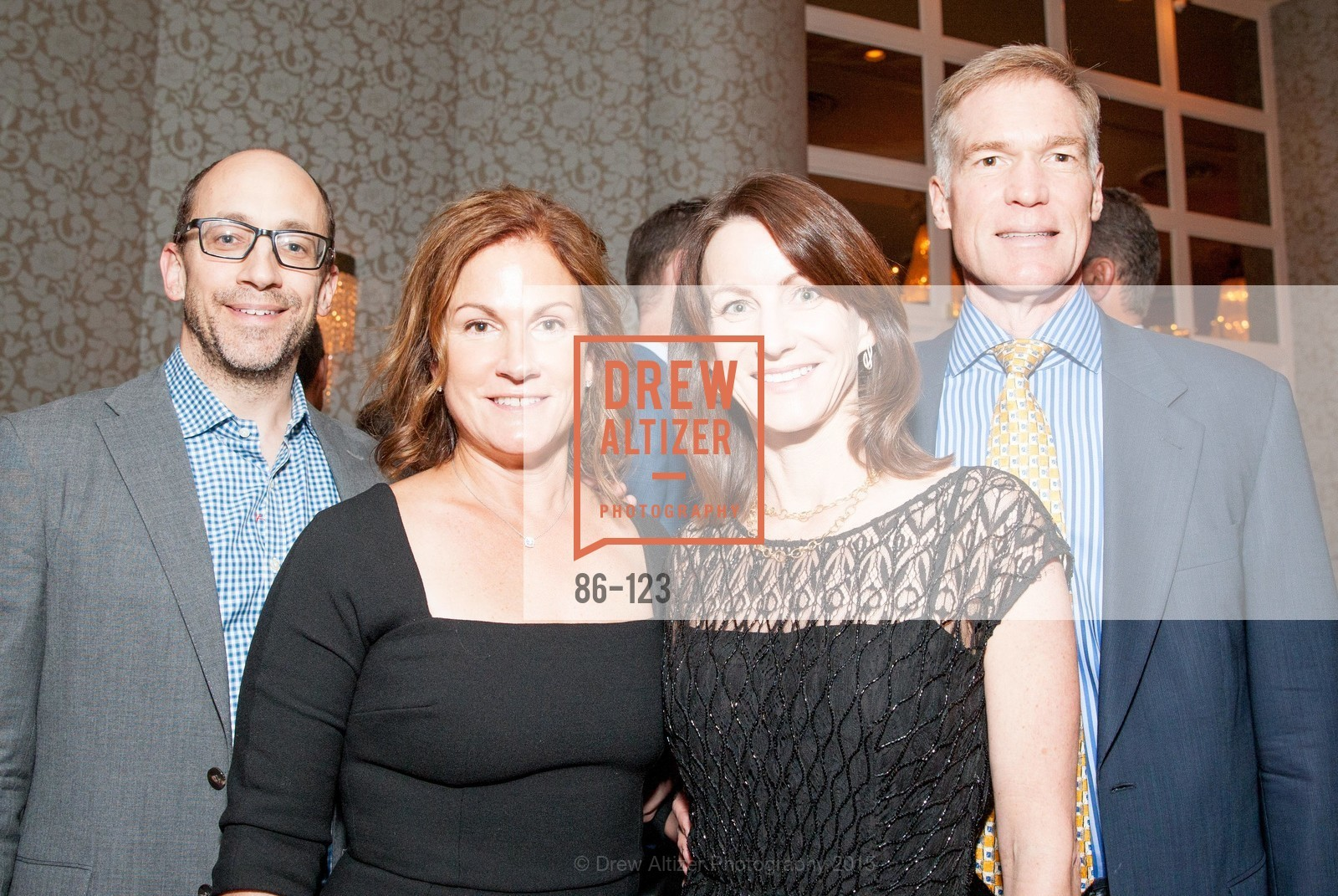 Dick Costolo, Lorin Costolo, Stephanie Mellin, Bill Mellin, 2015 Boys and Girls Club Annual Gala, The Fairmont San Francisco. 950 Mason St, May 20th, 2015,Drew Altizer, Drew Altizer Photography, full-service event agency, private events, San Francisco photographer, photographer California