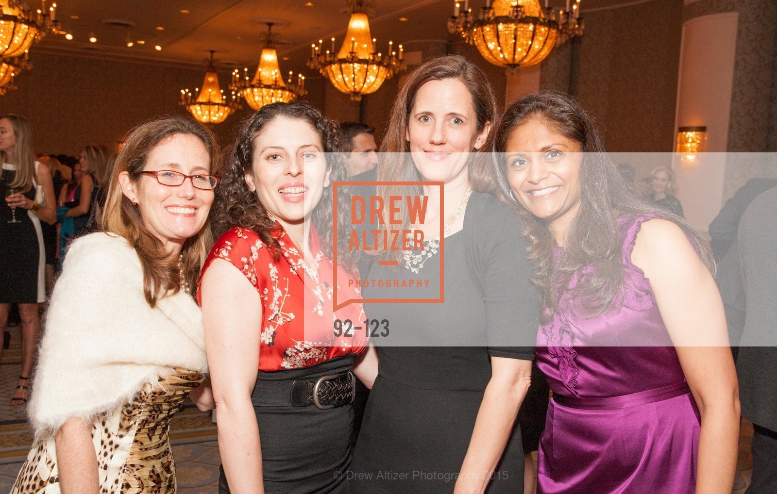 Dawn Duff, Melissa Gibson, Caitlyn Sims, Hazel Patel, 2015 Boys and Girls Club Annual Gala, The Fairmont San Francisco. 950 Mason St, May 20th, 2015,Drew Altizer, Drew Altizer Photography, full-service agency, private events, San Francisco photographer, photographer california