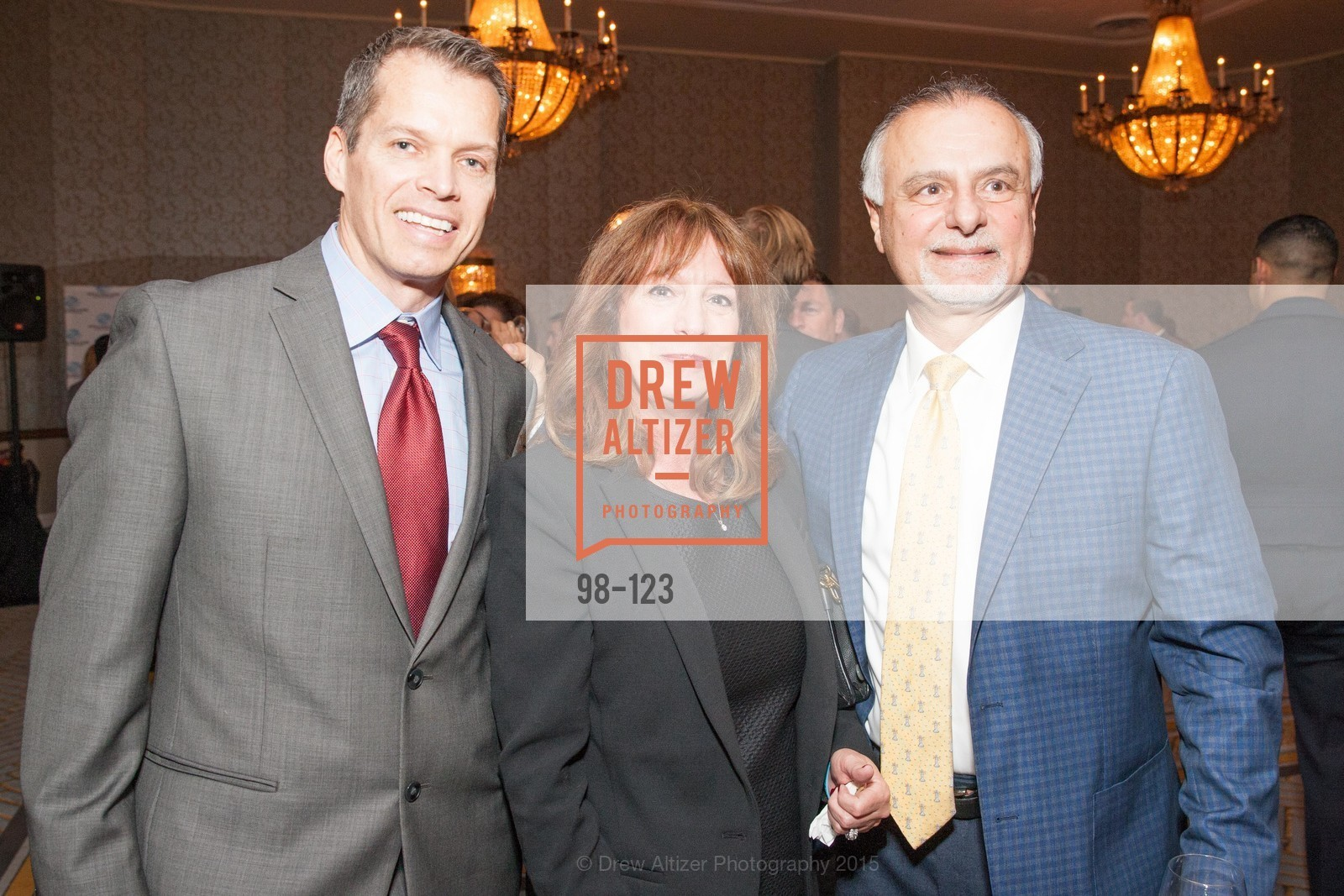 Rob Connolly, Dolores Arabian, Gary Arabian, 2015 Boys and Girls Club Annual Gala, The Fairmont San Francisco. 950 Mason St, May 20th, 2015,Drew Altizer, Drew Altizer Photography, full-service agency, private events, San Francisco photographer, photographer california