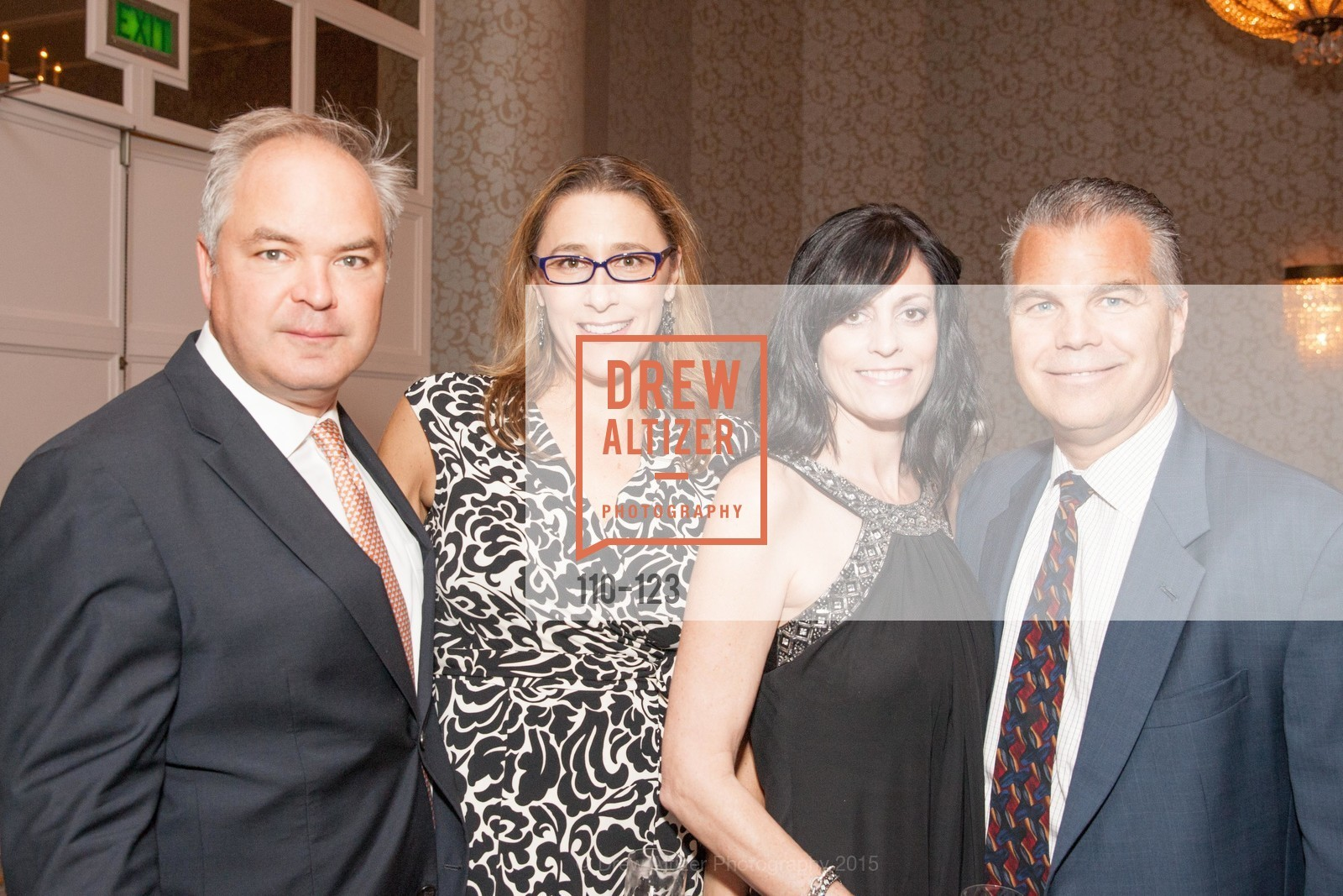Walker Bass, Heather Brown, Paula Hollman, Rich Hollman, 2015 Boys and Girls Club Annual Gala, The Fairmont San Francisco. 950 Mason St, May 20th, 2015,Drew Altizer, Drew Altizer Photography, full-service agency, private events, San Francisco photographer, photographer california