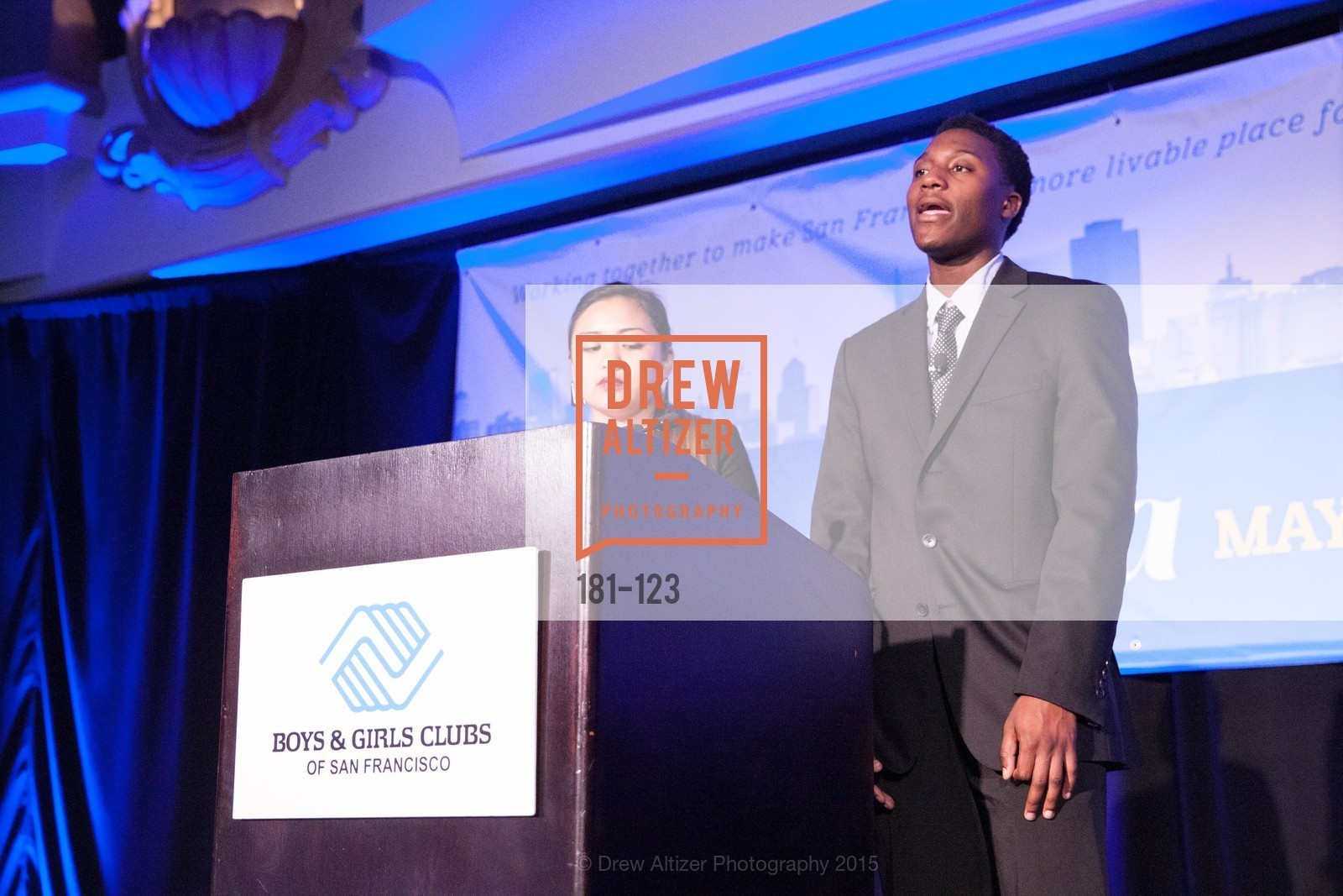 Aeris Velasco, Khari Brown, 2015 Boys and Girls Club Annual Gala, The Fairmont San Francisco. 950 Mason St, May 20th, 2015,Drew Altizer, Drew Altizer Photography, full-service agency, private events, San Francisco photographer, photographer california