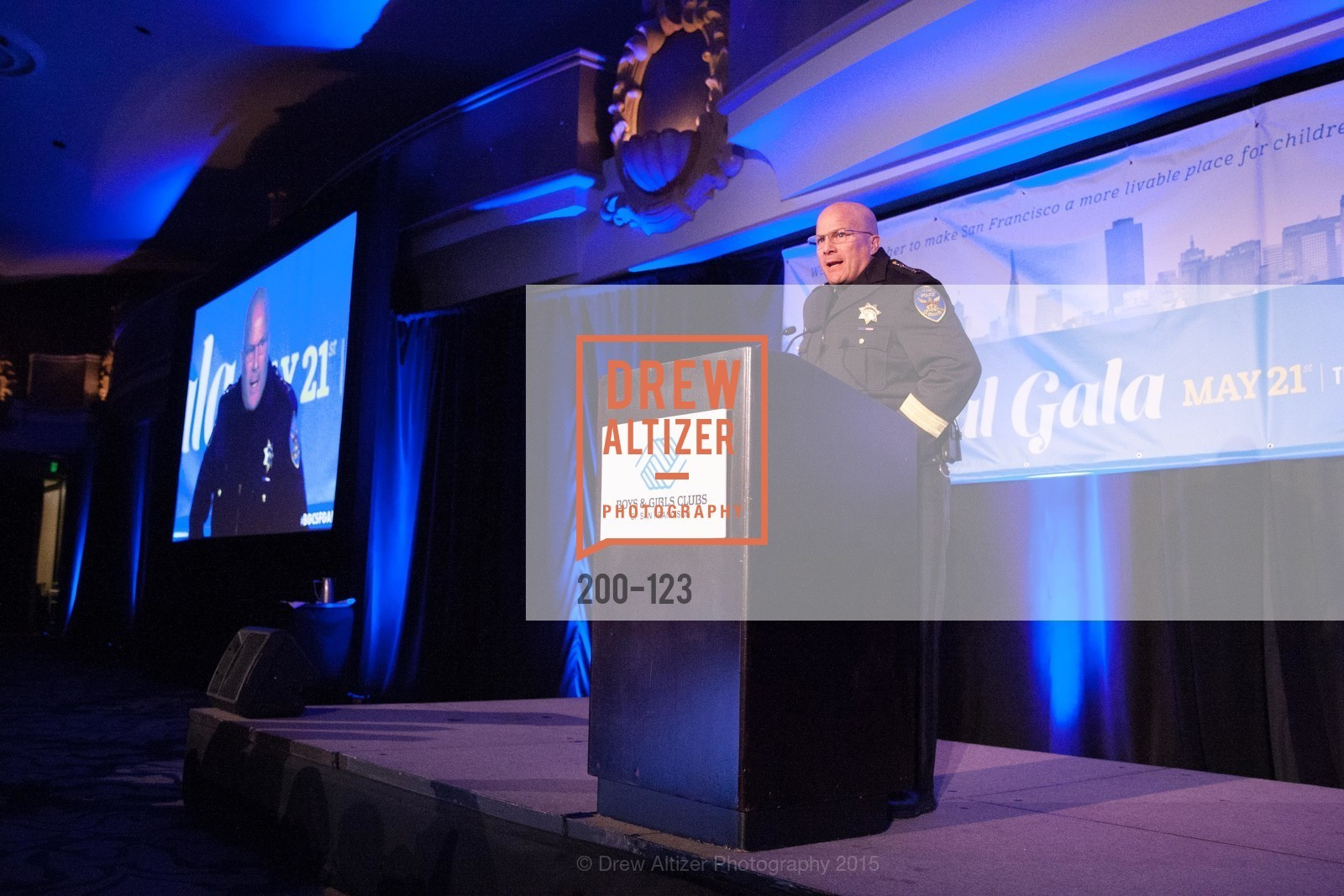 Greg Suhr, 2015 Boys and Girls Club Annual Gala, The Fairmont San Francisco. 950 Mason St, May 20th, 2015,Drew Altizer, Drew Altizer Photography, full-service agency, private events, San Francisco photographer, photographer california