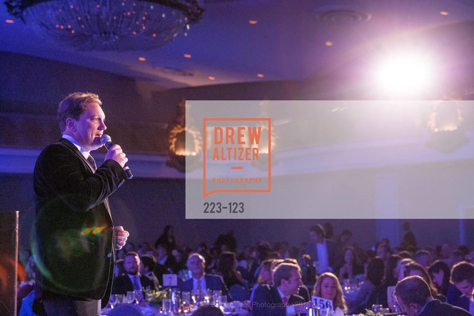 Liam Mayclem, 2015 Boys and Girls Club Annual Gala, The Fairmont San Francisco. 950 Mason St, May 20th, 2015,Drew Altizer, Drew Altizer Photography, full-service agency, private events, San Francisco photographer, photographer california