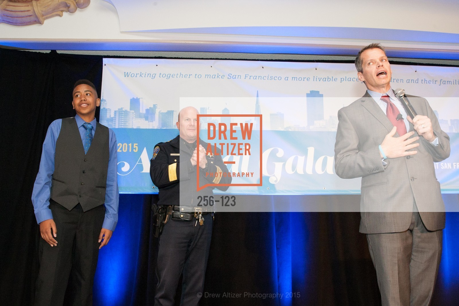 Richard Hanzy, Greg Suhr, Rob Connolly, 2015 Boys and Girls Club Annual Gala, The Fairmont San Francisco. 950 Mason St, May 20th, 2015,Drew Altizer, Drew Altizer Photography, full-service agency, private events, San Francisco photographer, photographer california