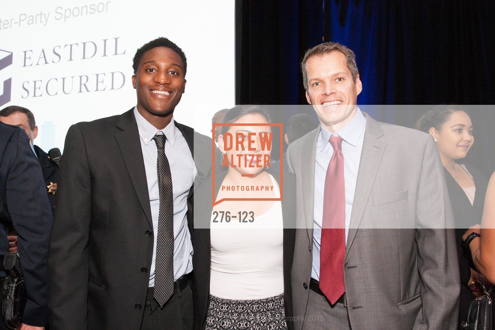 Khari Brown, Aeris Velasco, Rob Connolly, 2015 Boys and Girls Club Annual Gala, The Fairmont San Francisco. 950 Mason St, May 20th, 2015,Drew Altizer, Drew Altizer Photography, full-service agency, private events, San Francisco photographer, photographer california