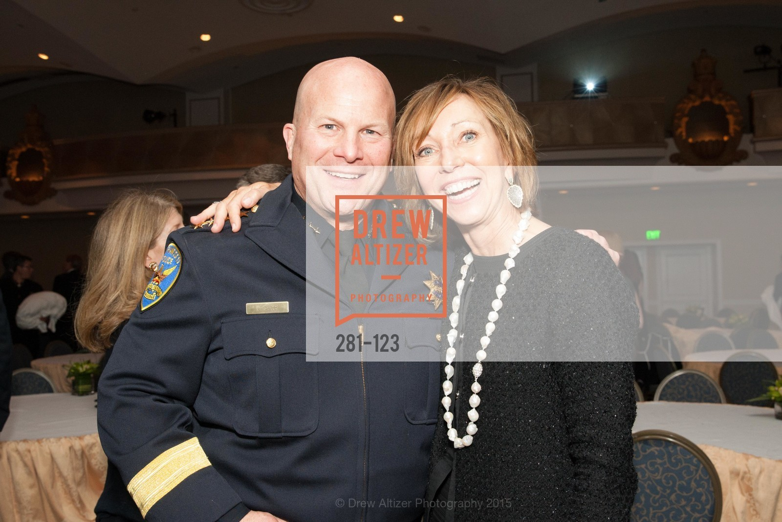 Greg Suhr, Janice Barger, 2015 Boys and Girls Club Annual Gala, The Fairmont San Francisco. 950 Mason St, May 20th, 2015,Drew Altizer, Drew Altizer Photography, full-service agency, private events, San Francisco photographer, photographer california