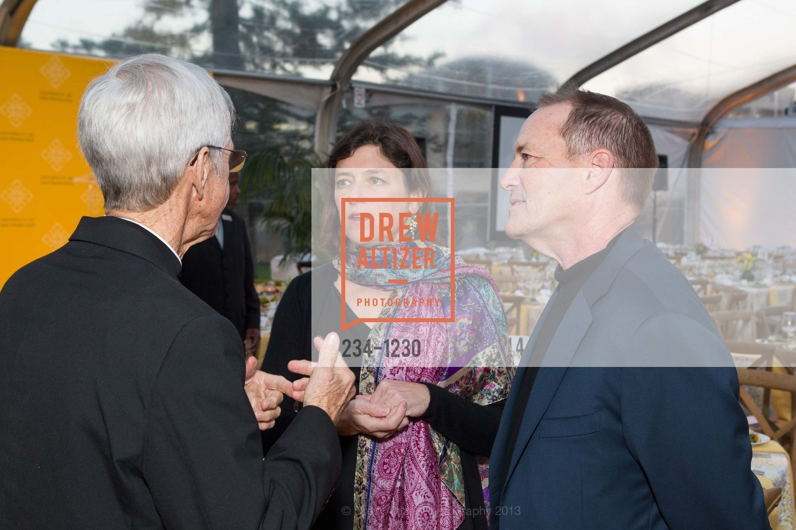 Stephen Privett, Tricia Gibbs, Richard Gibbs, Photo #234-1230