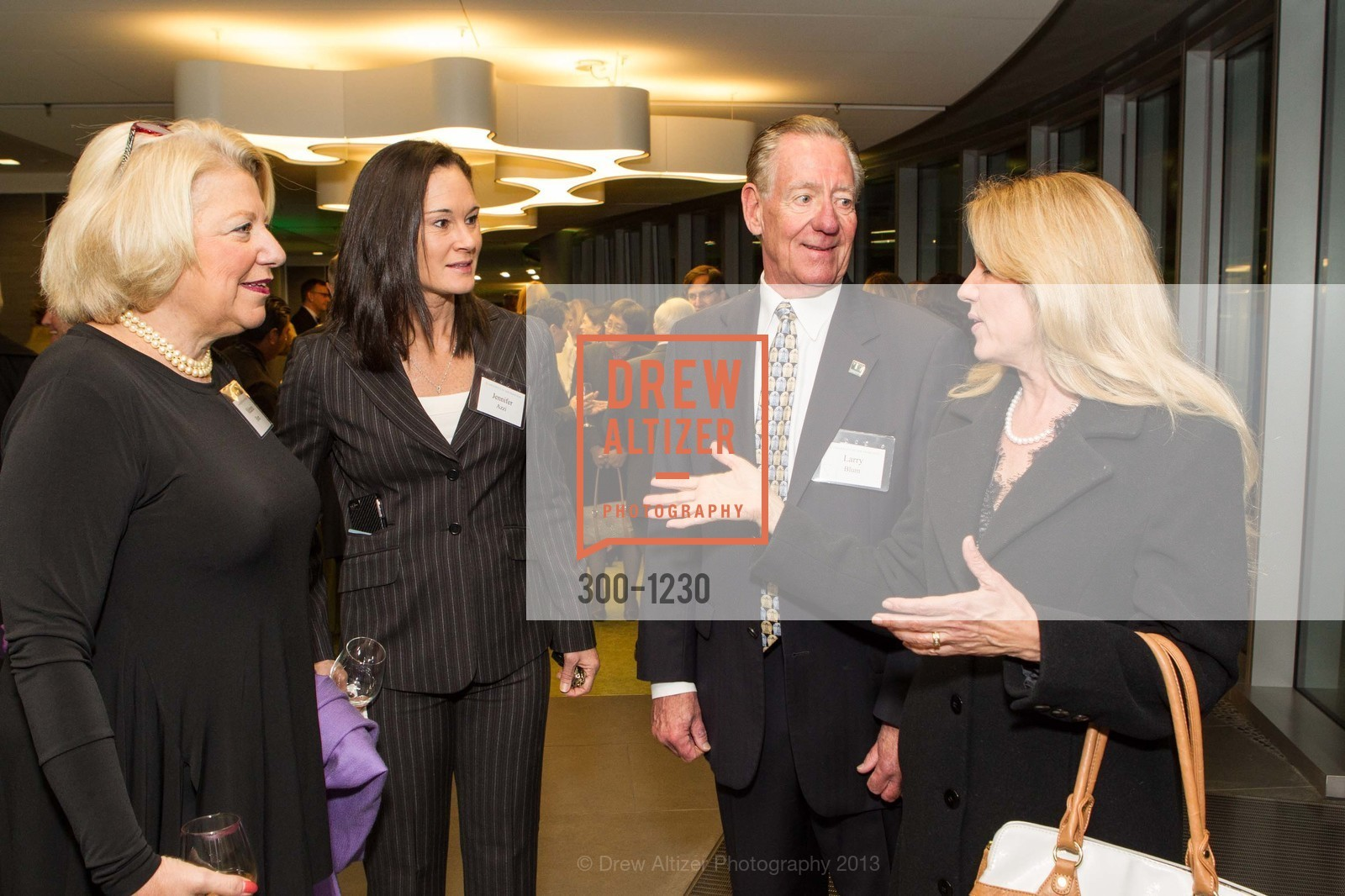 Melanie Blum, Jennifer Azzi, Larry Blum, Jennifer Turpin, Photo #300-1230