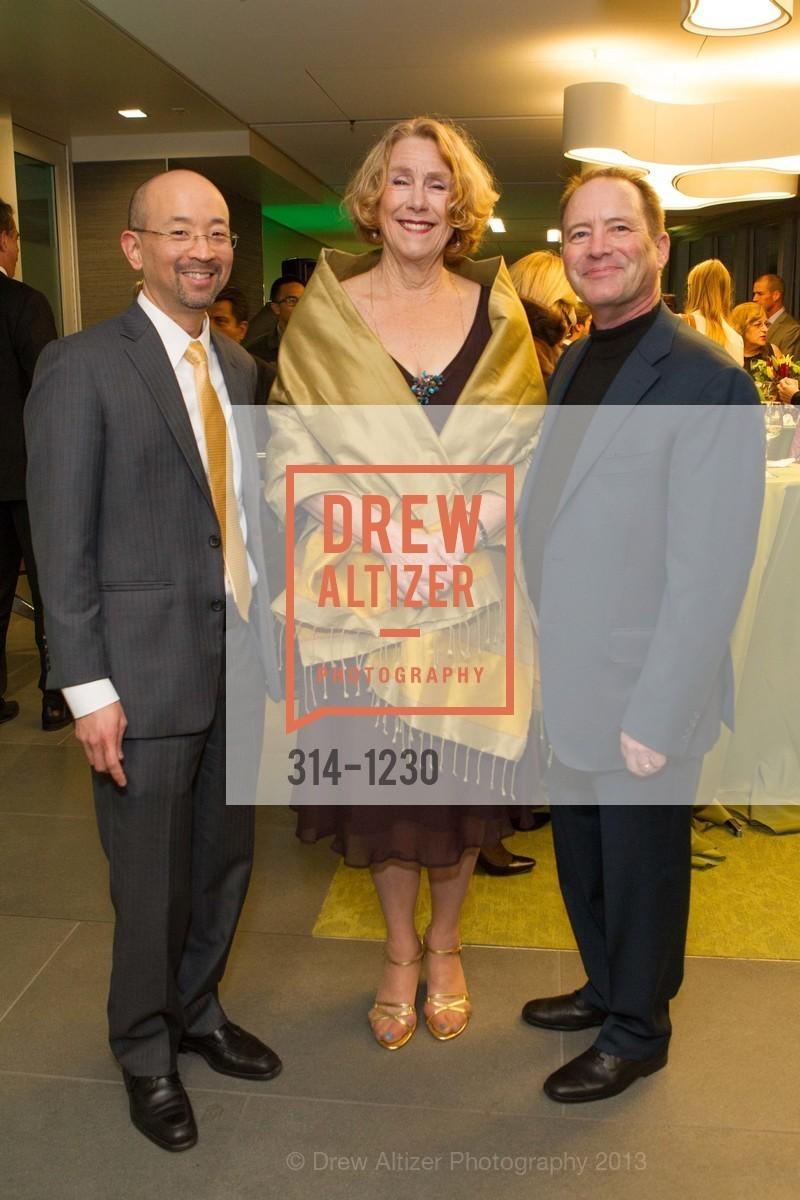 Kevin Kumashiro, Judy Karshmer, Richard Gibbs, Photo #314-1230