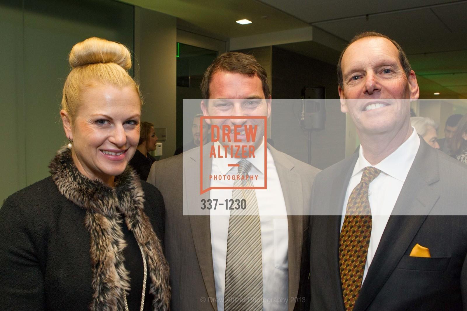 Alicia Kletter, Evan Kletter, Ron Rose, Photo #337-1230