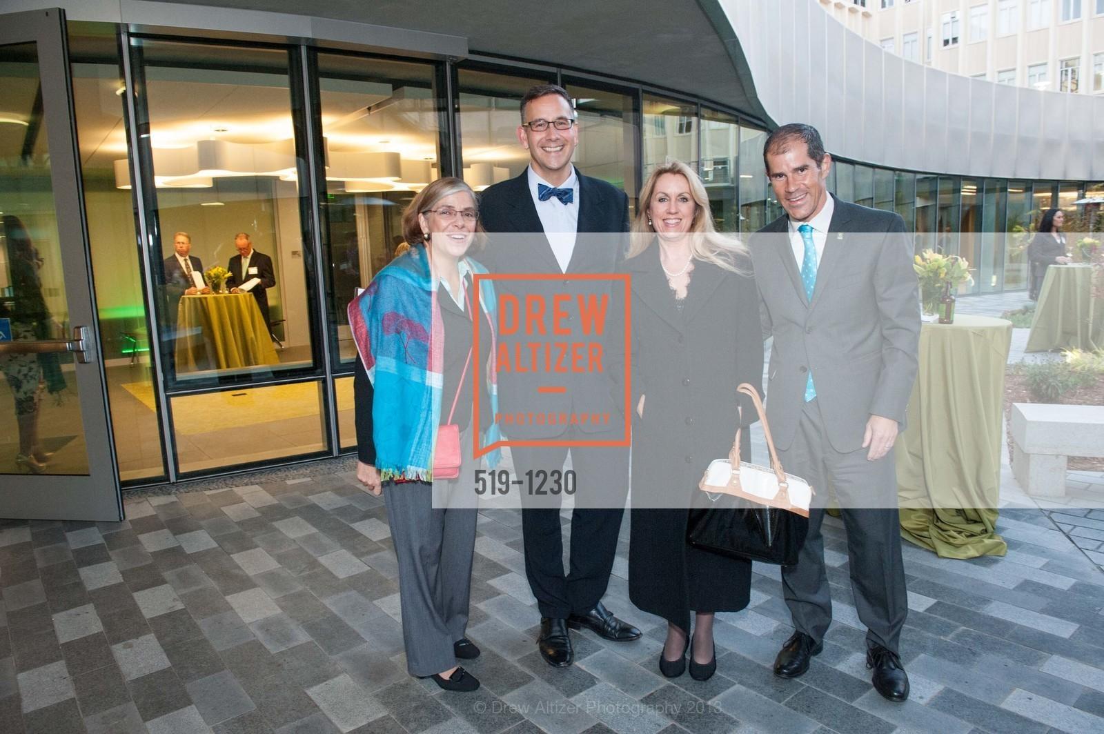 Elizabeth Hill, Peter Novak, Jenny Turbin, Chris Nicholson, Photo #519-1230