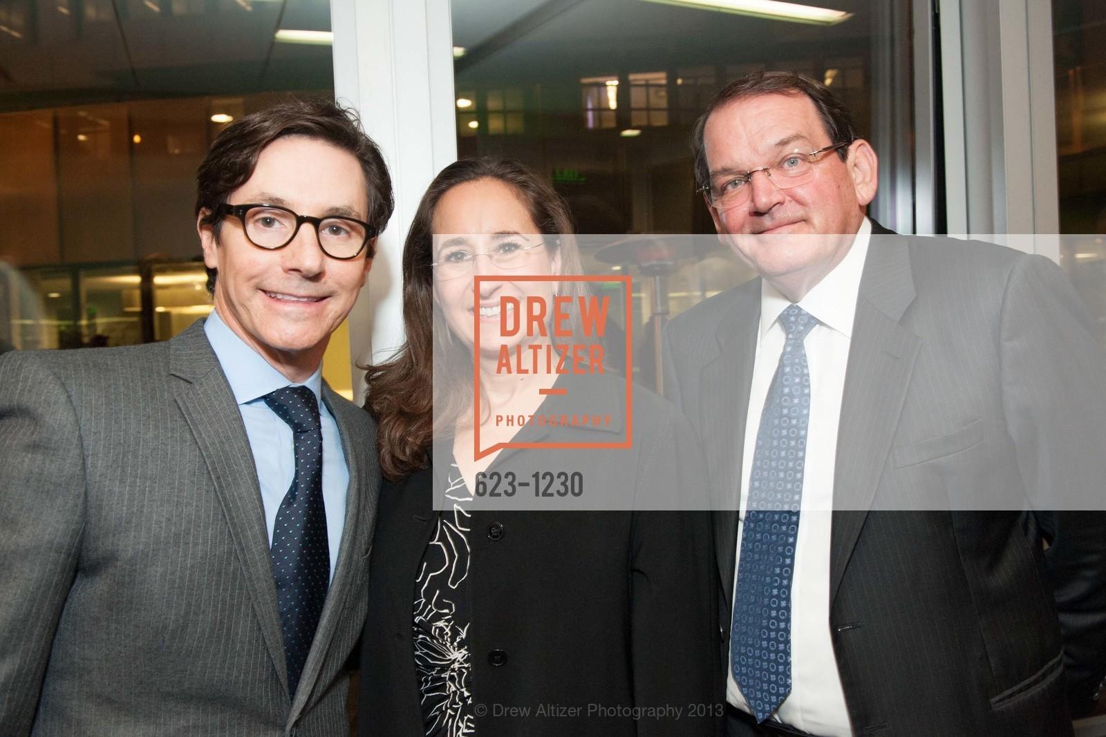 David Agger, Sheryl Blaine, John Nicolai, Photo #623-1230