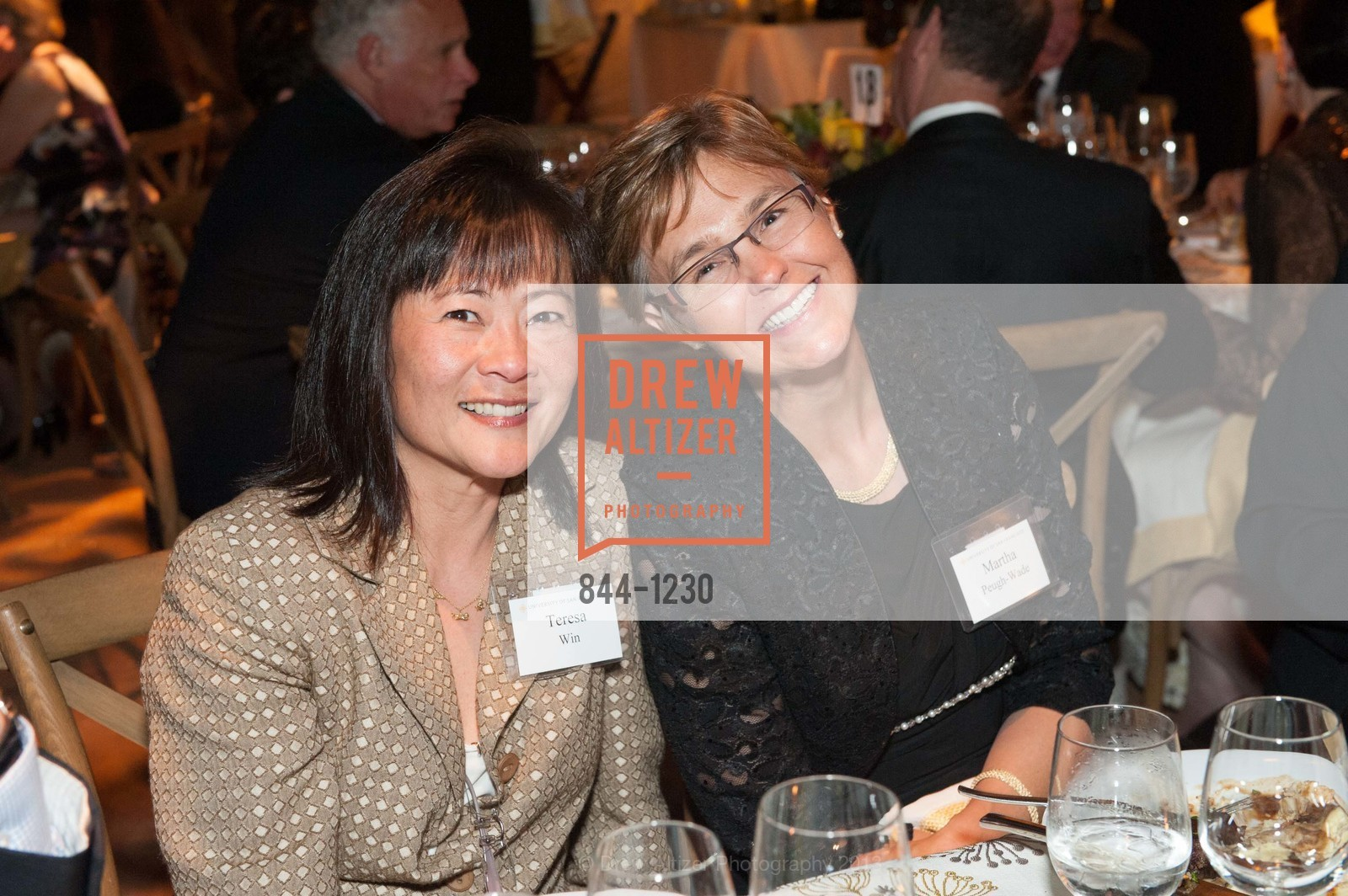 Teresa Win, Martha Peugh-Wade, Photo #844-1230