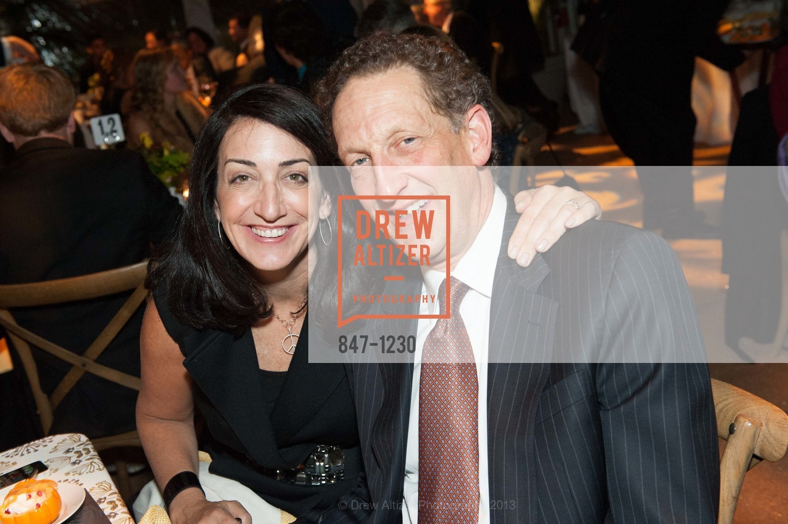 Pam Baer, Larry Baer, Photo #847-1230