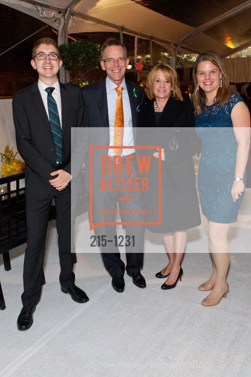 Christopher Anderson, Steve Hamill, Jan Hamill, Jessica Jordan, Photo #215-1231