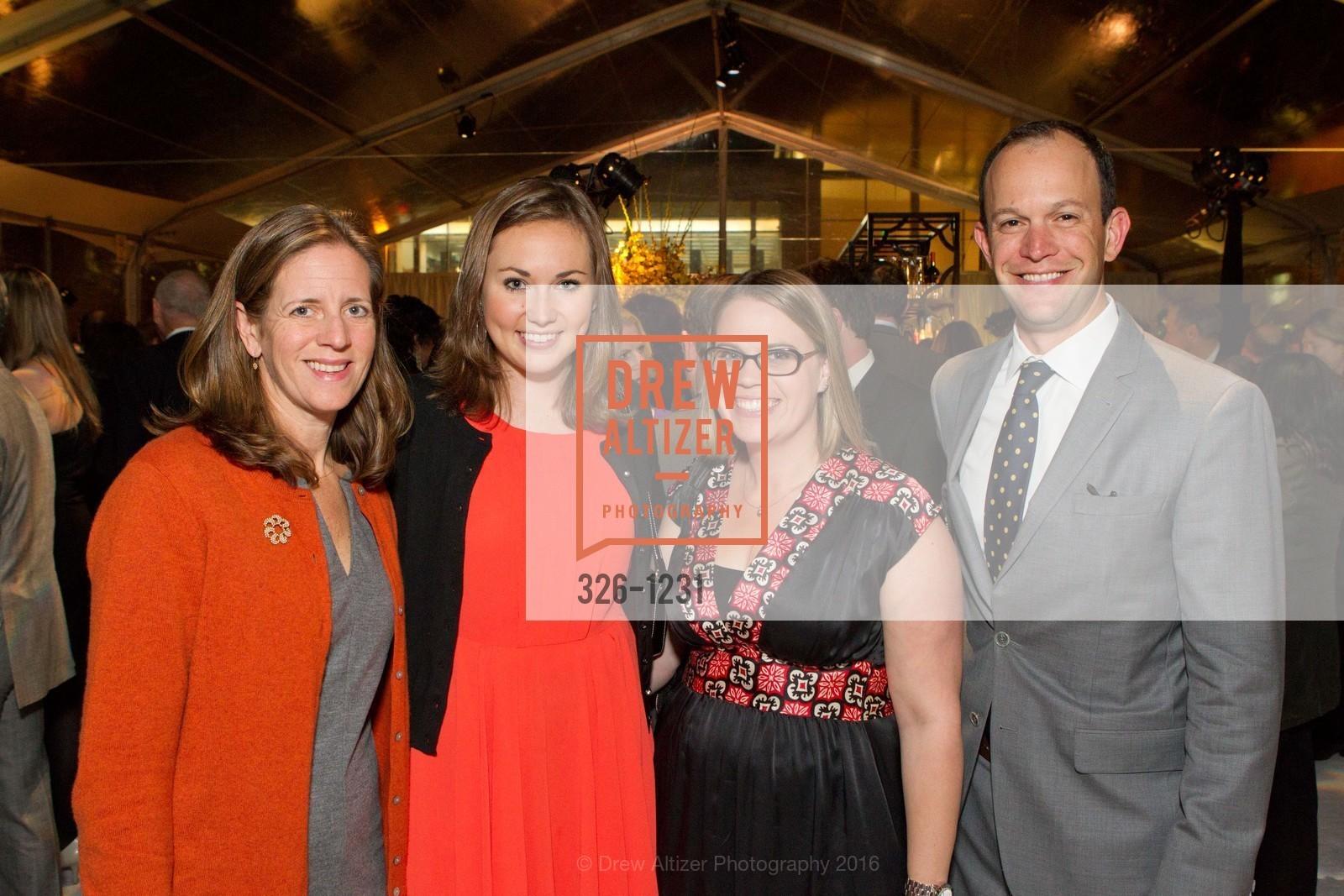 Staci Slaughter, Sarah Keyston, Leslie Gelb, Jamie Slaughter, Photo #326-1231