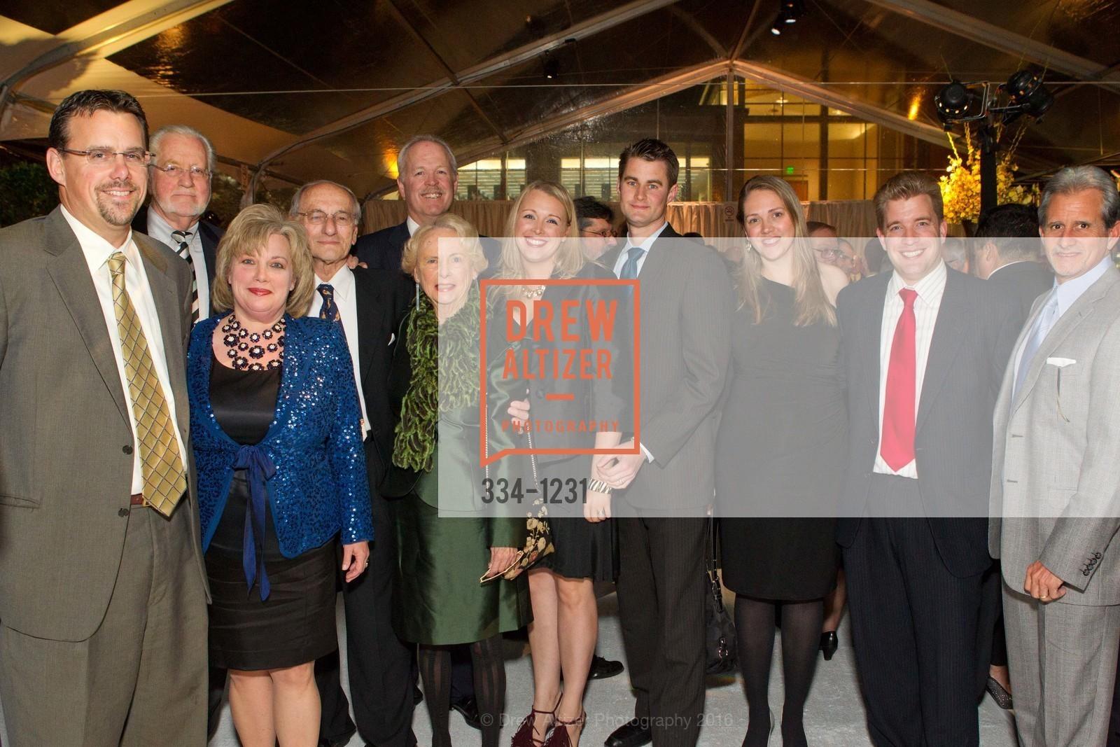 Neall McCarthy, Joe Cotchett, Sharon McCarthy Allen, Jackie McCarthy, Photo #334-1231