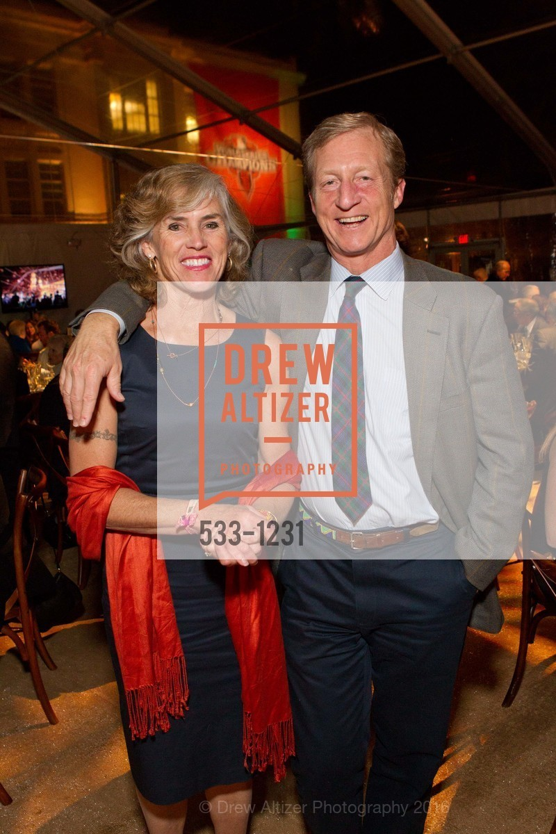 Kat Taylor, Tom Steyer, Photo #533-1231