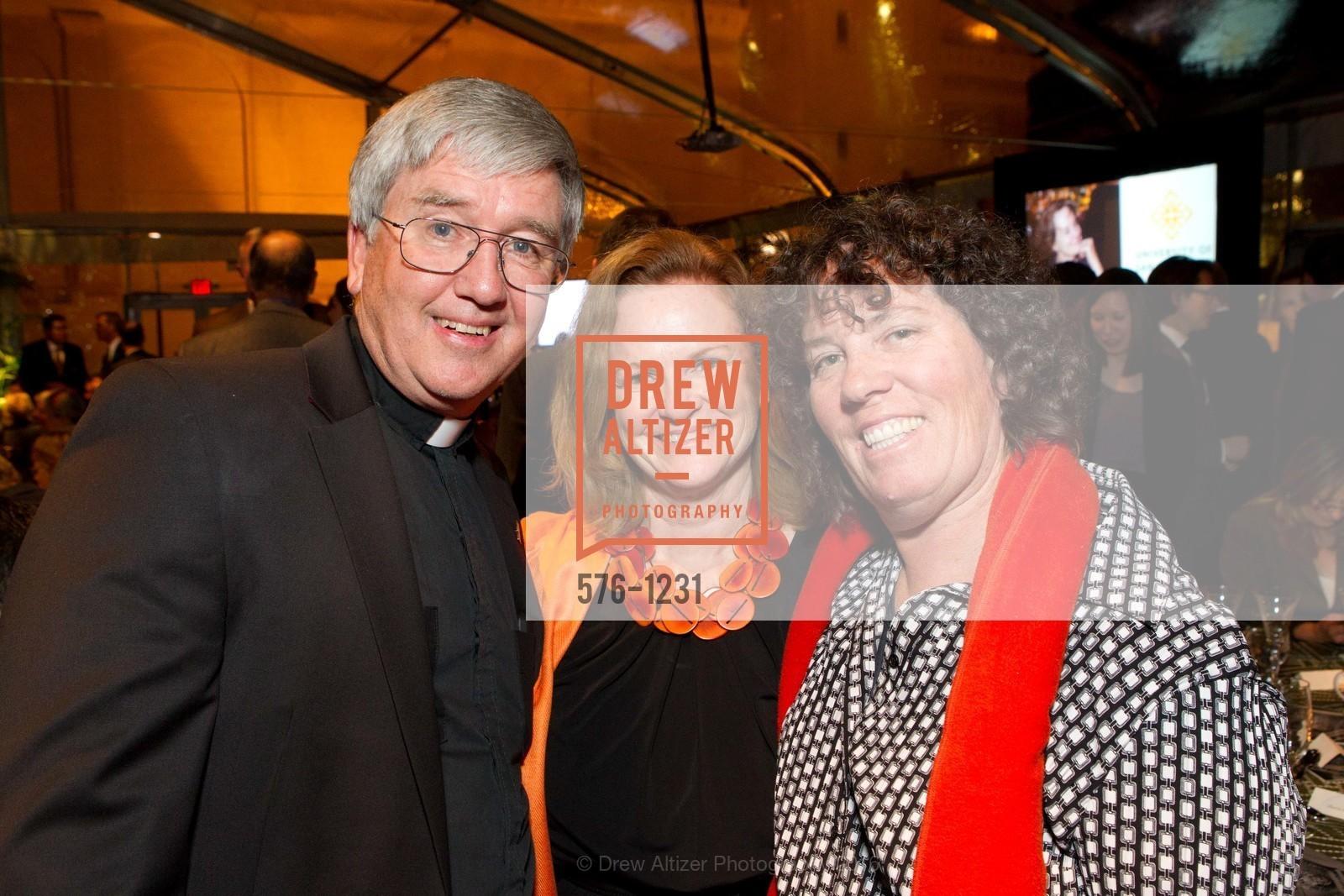 Father John Koeplin, Erin Doyle Ebeling, Tracey McNamara, Photo #576-1231