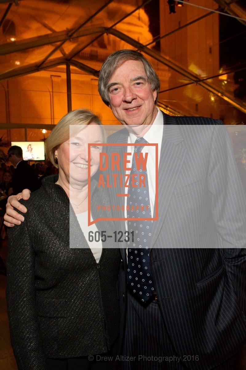 Joan Talbert, David Lyon, Photo #605-1231