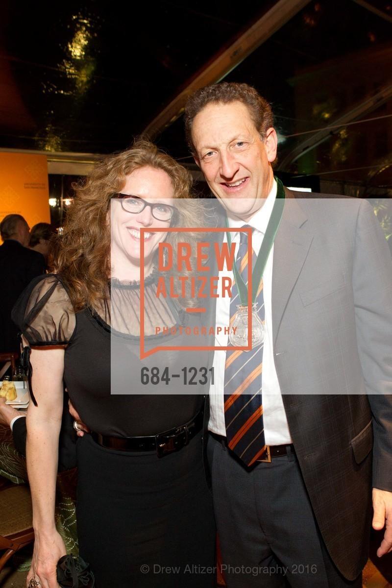Heidi Mahser Fink, Larry Baer, Photo #684-1231