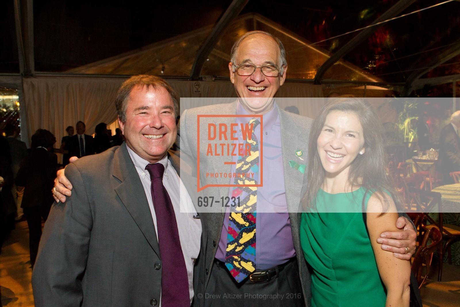 Ken Moonie, Roger Salquist, Valerie Houts, Photo #697-1231