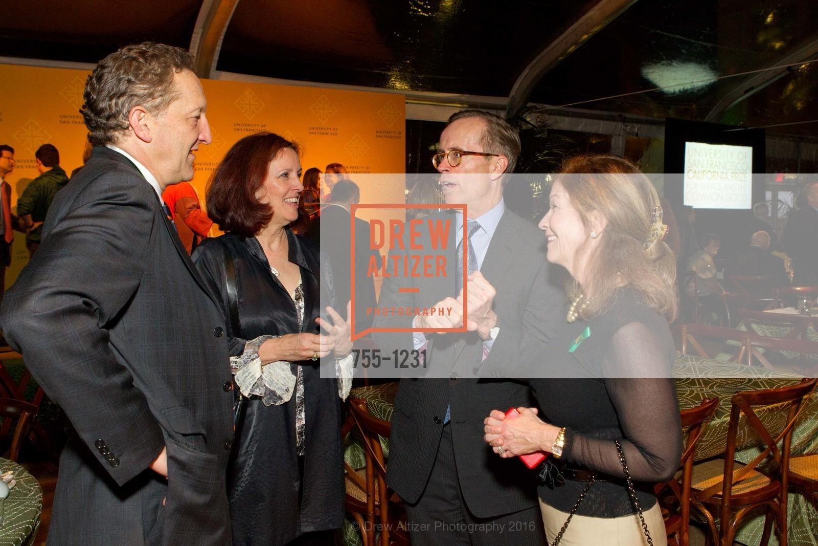 Larry Baer, Alexandra Morgan, George Hamel, Pam Hamel, Photo #755-1231