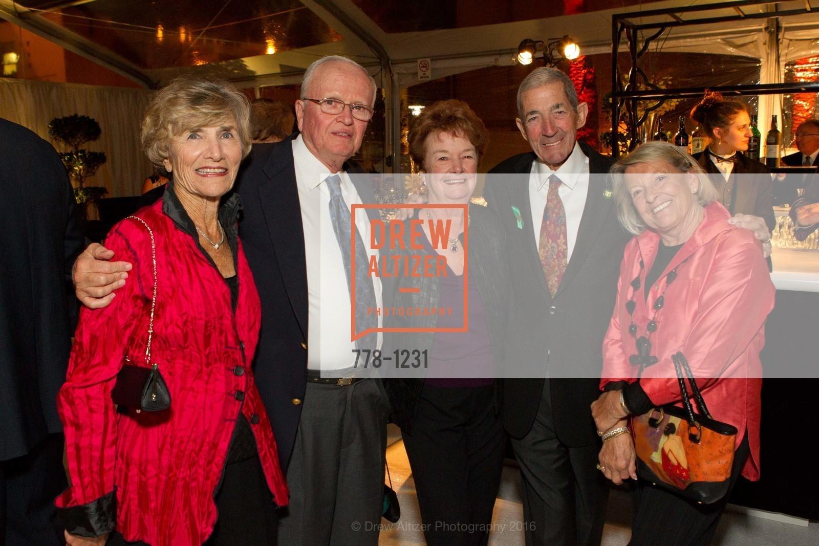 Toni Feehan, Don Feehan, Linda Ragan, George Pasha, Jan Pasha, Photo #778-1231