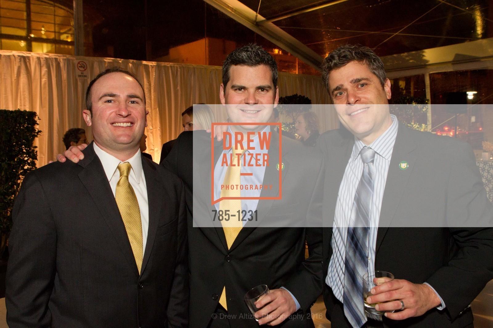 Joe Della Cella, Flynn Ginty, Eric Tumbleton, Photo #785-1231